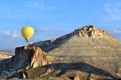 Cappadocia Turkiet royaltyfri foto