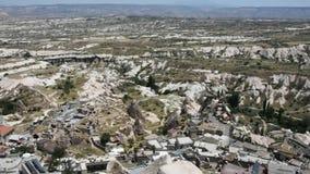 Cappadocia Turkije stock video