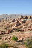 Cappadocia, Turkije Stock Foto