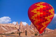 Cappadocia, Turkije Stock Foto's