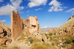 Cappadocia, Turkije Royalty-vrije Stock Afbeelding