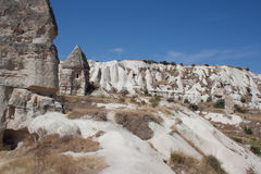 Cappadocia Turquía Imágenes de archivo libres de regalías