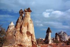 Cappadocia, Turquía Imagen de archivo libre de regalías