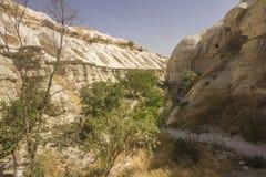 Cappadocia (Turquía) Foto de archivo libre de regalías
