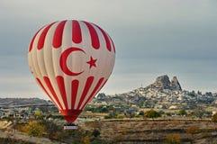 Cappadocia - Turquía Imagen de archivo