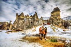 Cappadocia, Turquia Foto de Stock
