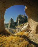 Cappadocia - Turquia Fotos de Stock Royalty Free