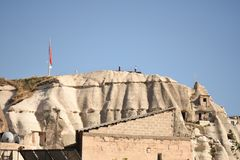 Cappadocia Turquie photos libres de droits