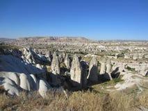 Cappadocia, Turquie Images libres de droits