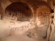 Cappadocia Underground City Stock Photo
