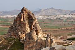 Cappadocia valley. Royalty Free Stock Images