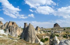 Cappadocia valley Royalty Free Stock Photography