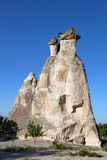 Cappadocia. Valley of friars of Pashabag Royalty Free Stock Images