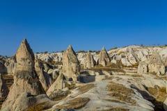 Cappadocia valley, Goreme Stock Images