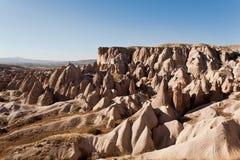 Cappadocia valley, Turkey. Royalty Free Stock Photo