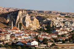 Cappadocia valley, Turkey. Stock Image