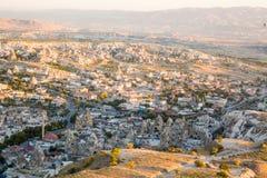 Cappadocia w Turcja zdjęcia royalty free