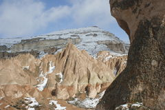Cappadocia in Winter Stock Images