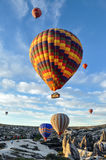 Cappadociaballon Stock Afbeeldingen