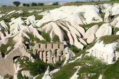 Cappadocialandschap Royalty-vrije Stock Afbeelding