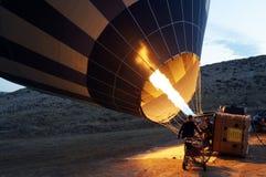 Cappadocialandschap bullon Stock Foto