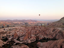Cappadocialandschap bullon Royalty-vrije Stock Fotografie