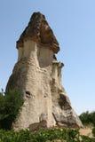 Cappadocian Creation. Unique mushroom chimneys Stock Image