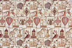 Cappadocian motifs Royalty Free Stock Photos