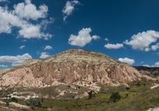 Cappadocian stenigt landskap Royaltyfria Foton