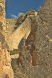Cappadocian Valley Stock Photo