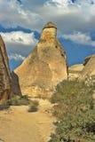 Cappadocian Valley Stock Photography