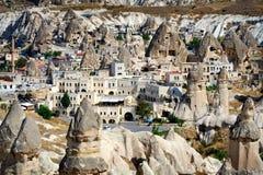 cappadociapelarsten Royaltyfria Bilder