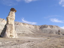 Cappadokia 免版税图库摄影