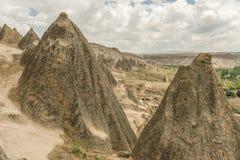 Cappadokia Royaltyfria Foton