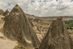 Cappadokia Royaltyfri Fotografi