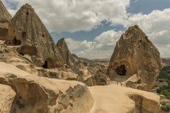 Cappadokia Royaltyfri Bild
