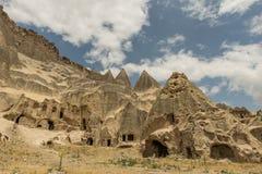 Cappadokia Royaltyfri Foto