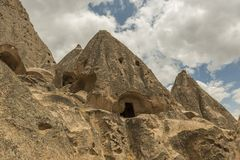 Cappadokia Στοκ εικόνα με δικαίωμα ελεύθερης χρήσης