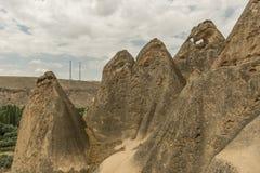 Cappadokia Royalty Free Stock Photography