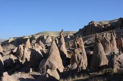 Cappadokia mountains Stock Photography
