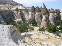 Cappadokia, Turkey Royalty Free Stock Photos