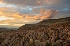 Cappadokya landskap Royaltyfria Foton