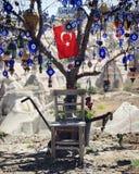 Cappadokya, Turkije Stock Foto's
