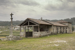 Cappella Immagine Stock