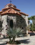 Cappella al monastero in Arizona Fotografia Stock