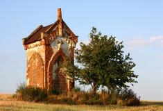 Cappella in Bardonovo Immagini Stock