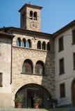 Cappella a Bergamo Alta Fotografia Stock Libera da Diritti