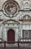 Cappella Colleoni Foto de archivo