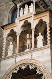 Cappella Colleoni Facade Royalty Free Stock Photos