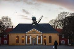 Cappella Copenhaghen della cittadella Immagini Stock